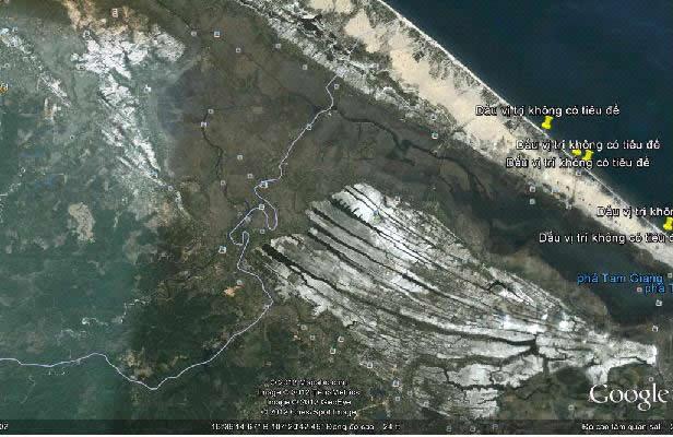 Về sự hình thành các đảo chắn bờ- Vũ Văn Phái