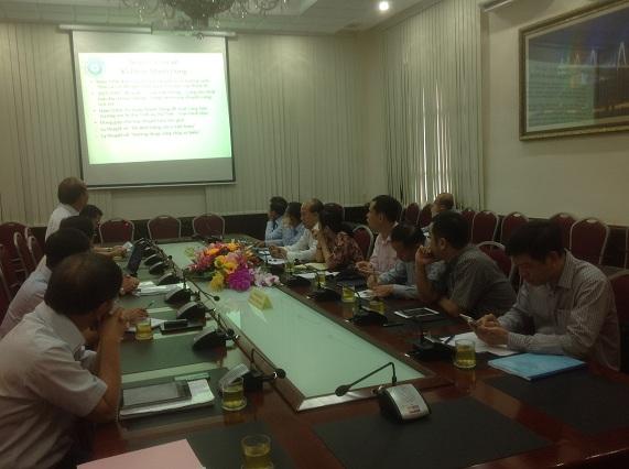 Bộ trưởng Đinh La Thăng và cảng cửa ngõ Trần Đề