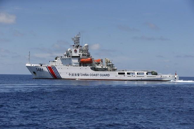 Quốc hội Trung Quốc trình Luật sử dụng vũ khí ở Biển Đông